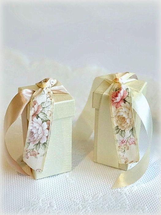 Wedding Favor boxes.Greek Wedding Bomboniere Favors.Greek Wedding Favors.Shabby chic favor.Gift box.Wedding favor gift boxes.Stefana. by RaniaCreations on Etsy