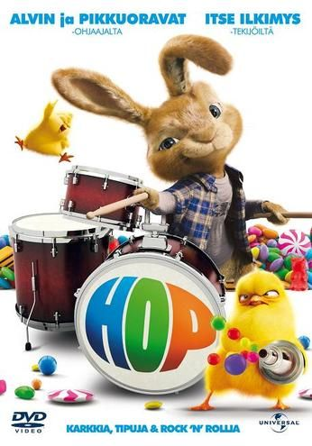 Hop DVD 9,95€