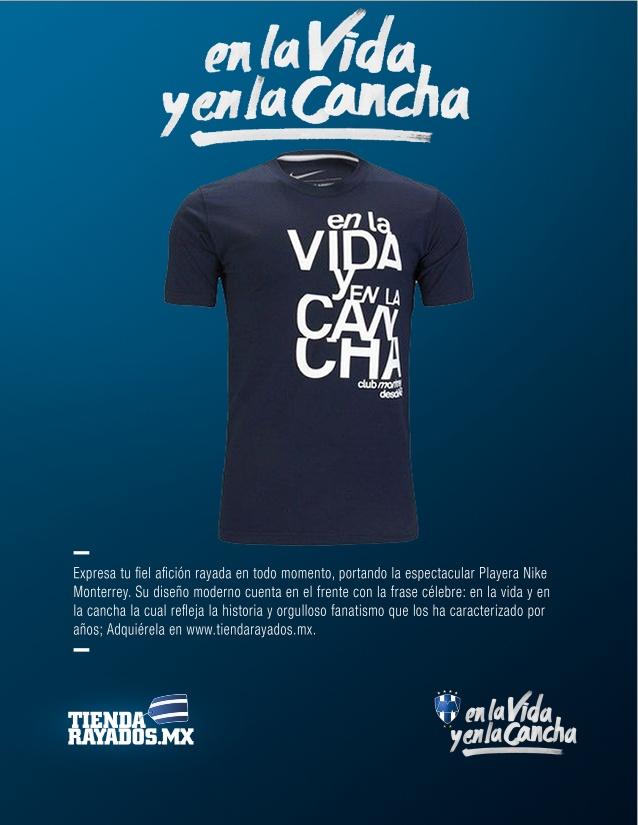 ¿Ya tienes tu playera de Rayados como la que usaron los jugadores en este viaje a Panamá?     Disponible en Tienda Rayados con envío a todo México: http://www.tiendarayados.mx/casual/playera-nike-monterrey/prod001-6113-036.html