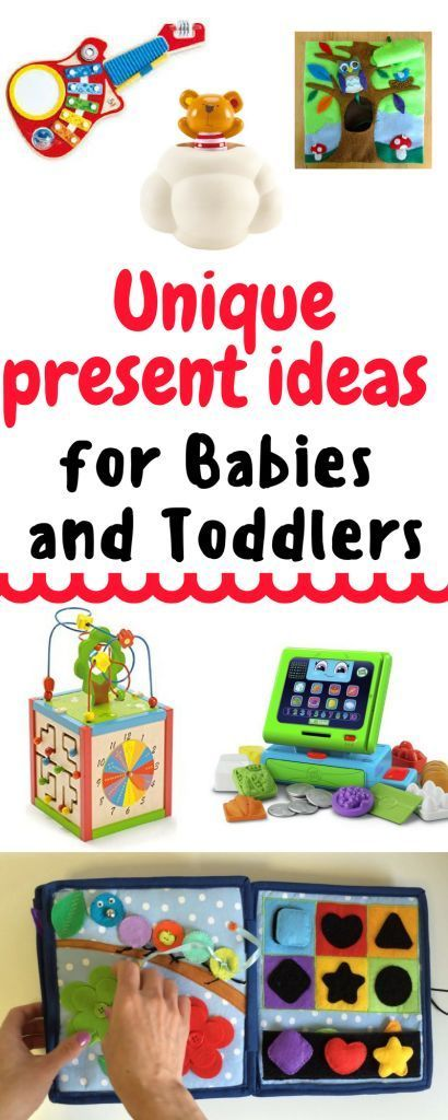 Baby and Toddler Christmas Gift Ideas Fun Kids Crafts  Activities