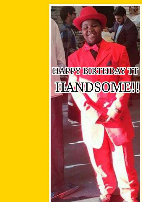 HAPPY BIRTHDAY TO AUNT TAMMY HANDSOME.. I LOVE YOU HANDSOME.. HAVE LOT'S OF FUN!!