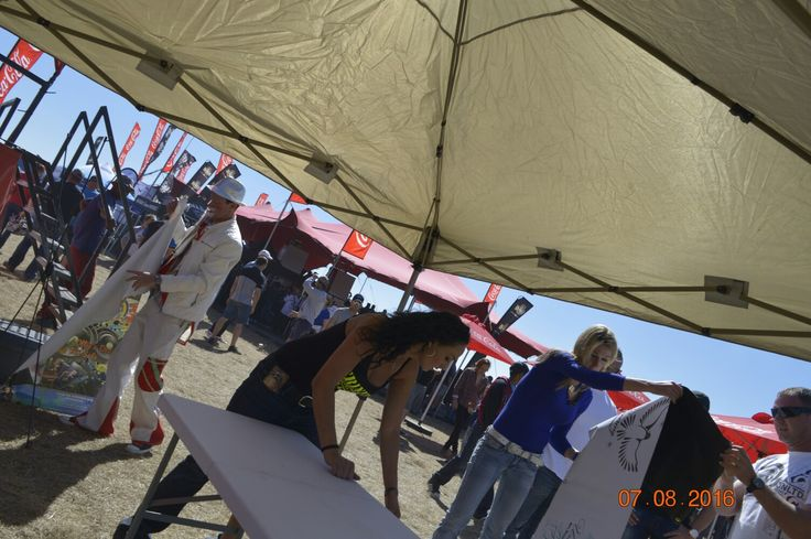 Under his Covering,  at Fast Fest SA
