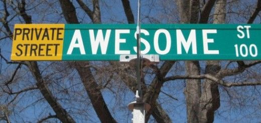 Being Awesome: A list of simple things to become a better person