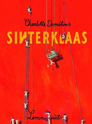 Sinterklaas - Charlotte Dematons    THE best Sinterklaas book around ♥