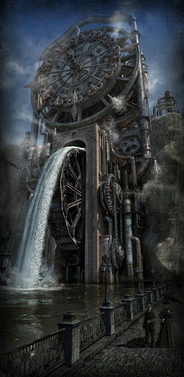 260 best images about Steampunk Art on Pinterest ...