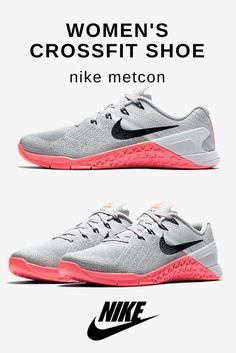 The BEST shoes for the gym! Nike Metcon. Women's Gym Shoe