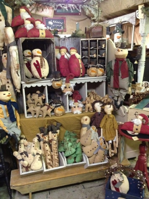 Best 90 primitive craft booths aka 39 eye candy 39 images on for Country christmas craft show