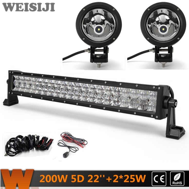 High Power 200w 20 Inch Jeep Accessories Led Light Bar For: 25+ Best Ideas About Truck Led Lights On Pinterest