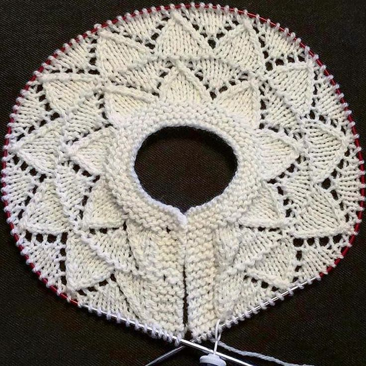 by @whitehologram Granny's Favourite   I love the development of the circular yoke and this photo captures it perfectly. I love the way you guys have embraced this pattern so much over the years - there have been so many pop up as part of the cardigan KAL. It truly makes my heart sing #tikkiknits #tikkiknitscardigankal #knittersofinstagram #knitstagram #igknits #instaknits #loveknitting #knitting #knitlove