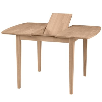 Shop Now For Our Solid Hardwood Butterfly Leaf Extension Table Optional Heights Parawood Dining Features A