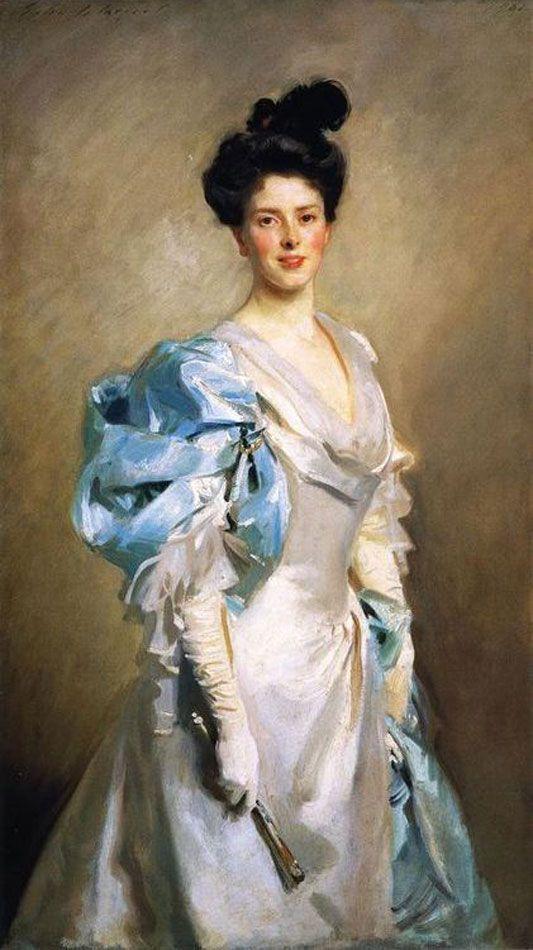 Mrs. Joseph Chamberlain, John Singer Sargent