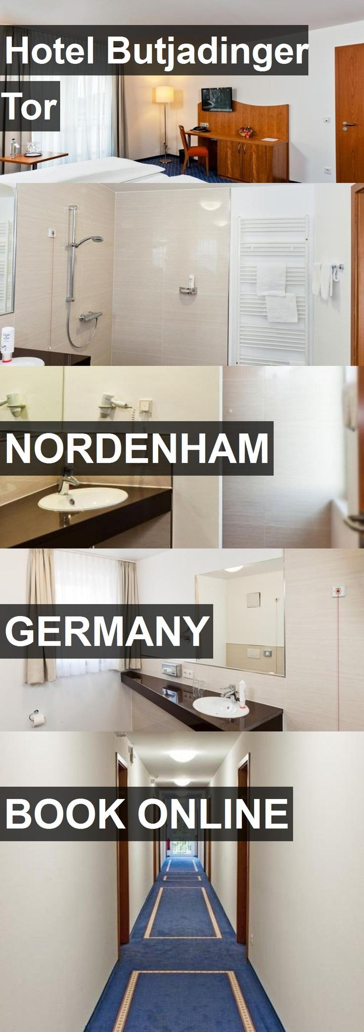 Hotel Hotel Butjadinger Tor in Nordenham, Germany. For more information, photos, reviews and best prices please follow the link. #Germany #Nordenham #HotelButjadingerTor #hotel #travel #vacation