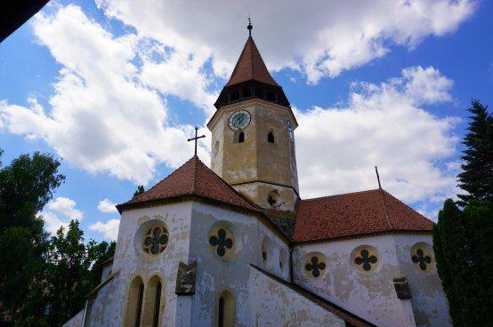 Prejmer Fortified Church - inside