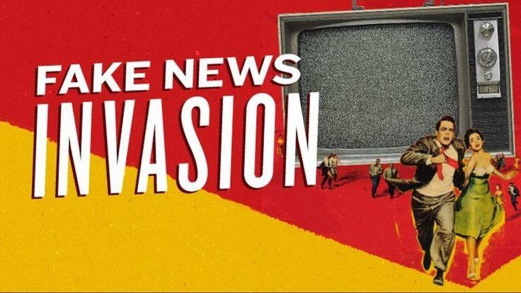 Η ΑΠΟΚΑΛΥΨΗ ΤΟΥ ΕΝΑΤΟΥ ΚΥΜΑΤΟΣ: O πόλεμος των ψεύτικων ειδήσεων: Είναι Ρωσική Προπ...