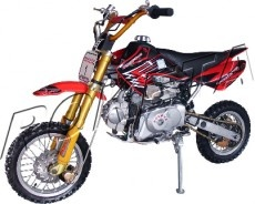 ROKETA DB-14 RSX-125 DIRT BIKES  Price: $1,450.00  SKU: DB-14  Brand: Roketa DIRT BIKES  Weight: 101.40 LBS  Shipping: Calculated at checkout  SPECIFICATIONS : DB-14(RSX-125)  CONFIGURE :  Colors available : Red,blue,yellow  Features : *  Decals (Y/N) : Y  Tool kit (Y/N) : Y  Remote start (Y/N) : N  Remote engine stop (Y/N) : N  Contact Details:  Phone No- 866-365-5083  Email Id- admin@mygokarts.com  Address- Lockport, Chicago. Will County, Illinois, United States.