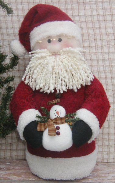 Santa and Snow Angel $0.00