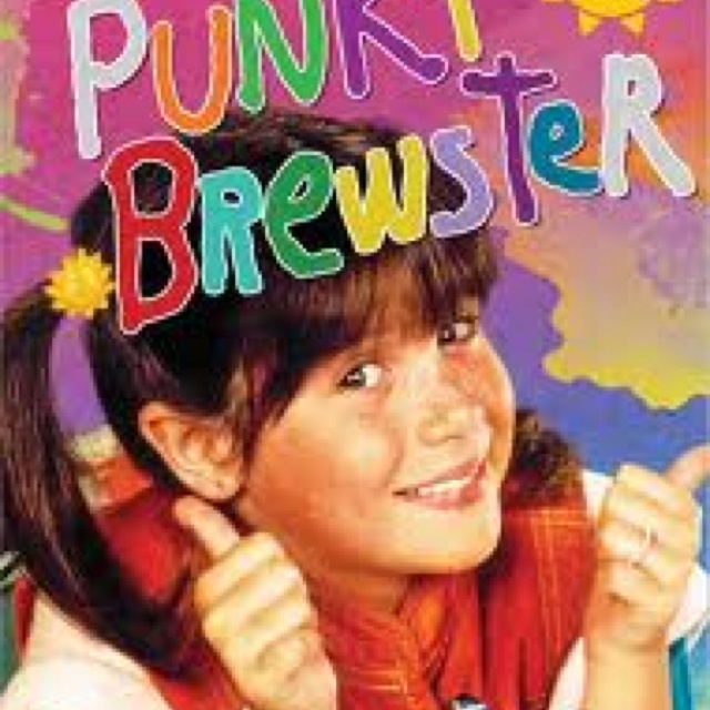 Punky Brewster- childhood memories