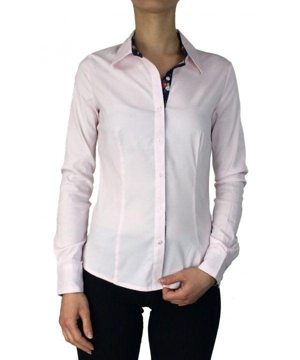 Huxley and Grace ροζ πουκάμισο M9265 #γυναικείαπουκάμισα #ρούχα #στυλάτα #fashion #μόδα #γυναίκες #βραδυνά #μεταξωτά
