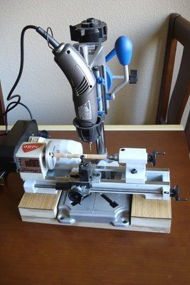 574 best tools images on pinterest homemade tools tools - Soporte para dremel ...