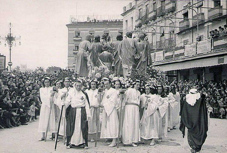 Domingo de Resurreccion en Murcia el Arenal