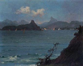 Francisco Coculilo Baía de Guanabara 1950