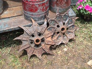 Tractor Parts ~ from Junkstock Omaha