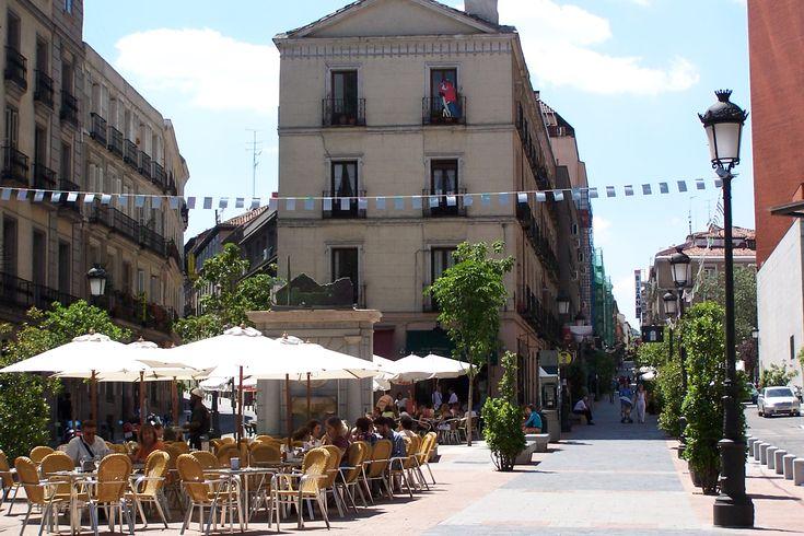 Madrid Barrio de las Letras