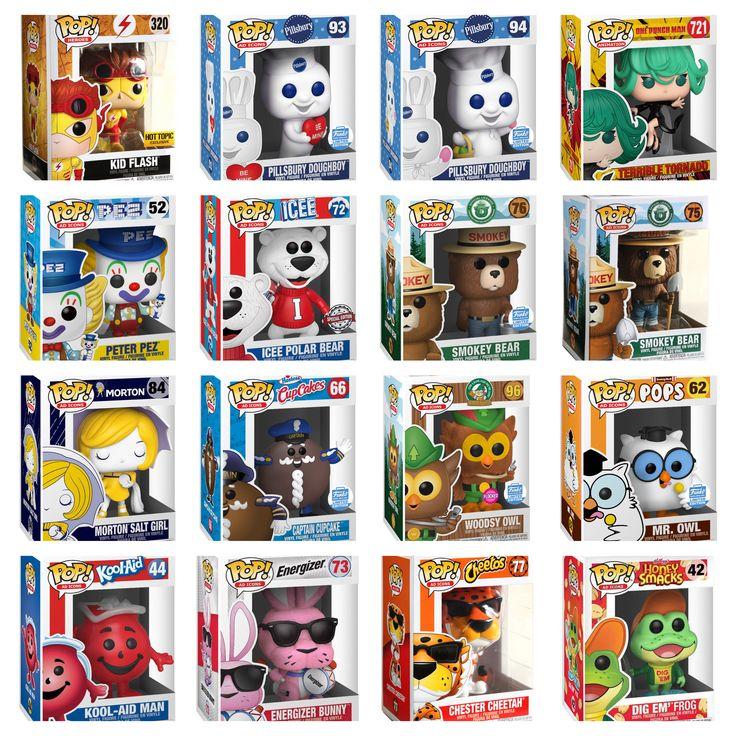 Funko POP! & Ad Icons! in 2020 Icee polar bear, Kid
