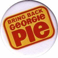 Hey there Georgie Pie. For those who have experienced this past piping hot scrummy pie...the message is clear.
