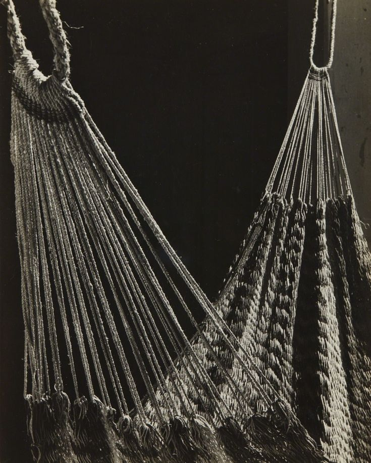 Tina Modotti, 'Hammock', circa 1926