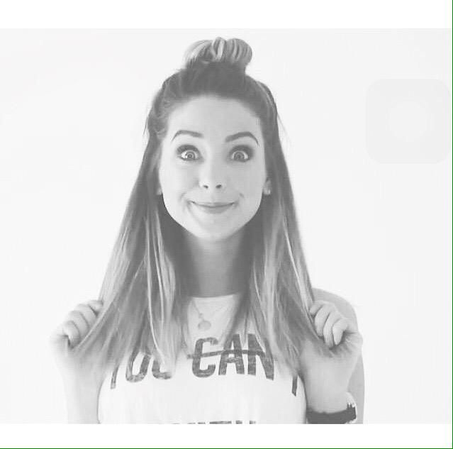 Love her so much Zoë is one of the best youtubers ever