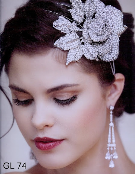 Wendy Louise Designs Bridal, Fashion and Evening Jewellery Tiaras and Accessories. Australia