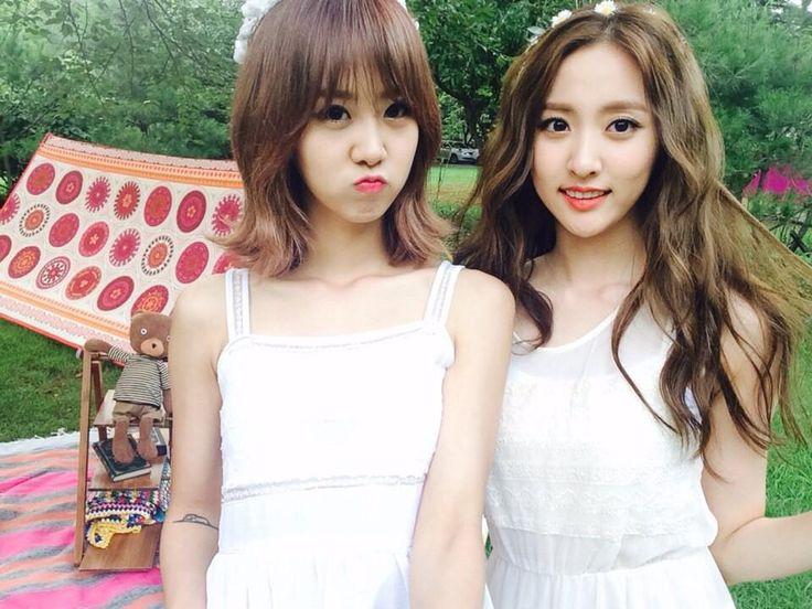 BESTie Hyeyeon & Haeryeong