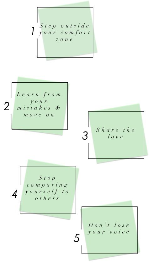 5 ways to refresh your blogging attitude