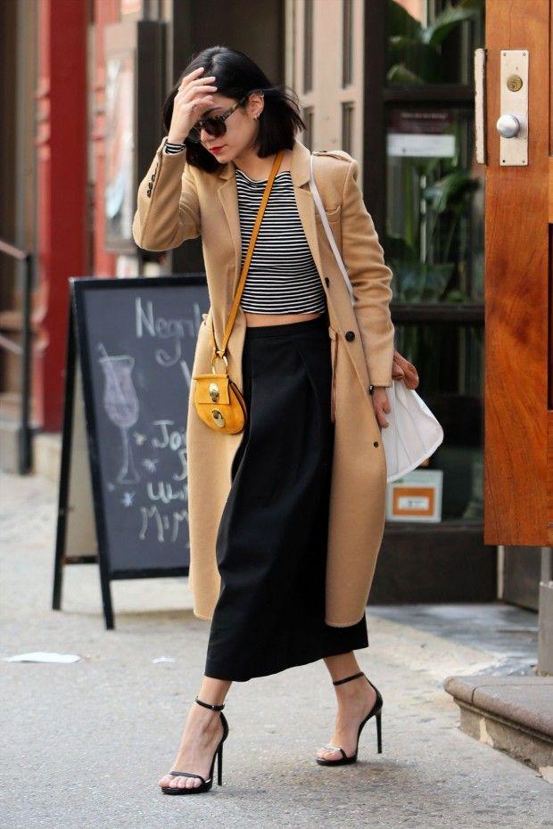 Inspiração do dia!  **** Estilo Vanessa Hudgens | Fashionismo