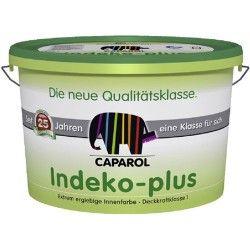 Caparol Indeko Plus is een dubbel dekkende, uitstekend presterende muurverf voor binnen gebruik. Ook geschikt voor plafonds.