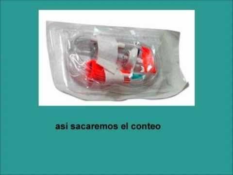 Conteo de gotas, Regla de 3, enfermeria basica - YouTube