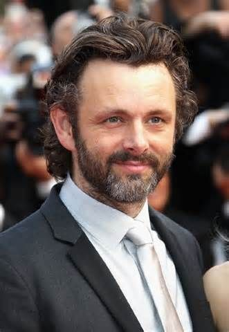 Michael Sheen my new celebrity crush to add to the list of others.