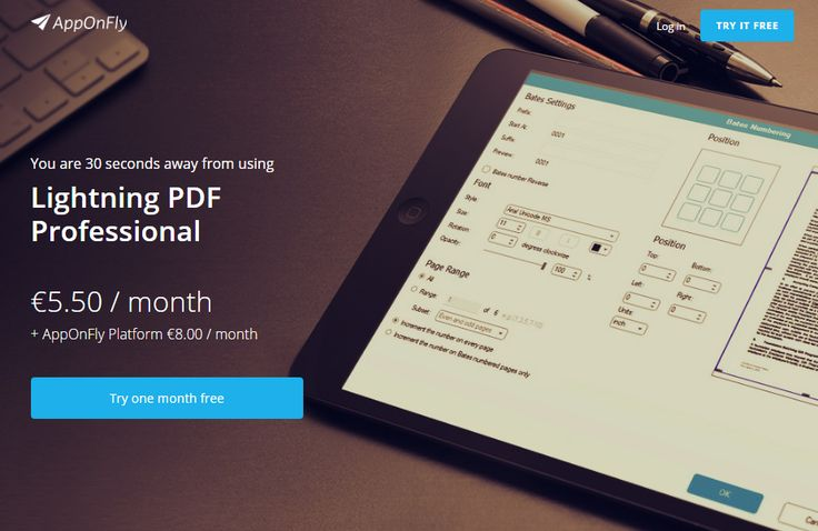 Lightning PDF Professional is now accessible from cloud at AppOnFly! Discover the Fastest, Easiest Way to Create, Convert & Edit PDF Files within the 30day free trial on AppOnFly.