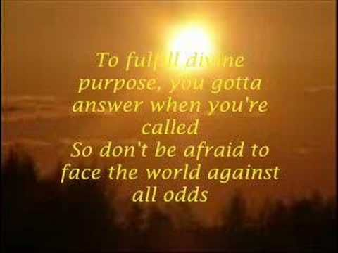 Yolanda Adams- Never give up (lyrics)