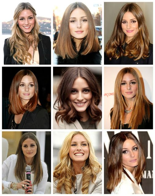 Day Old News: Focus on Fashion: Olivia Palermo Hair