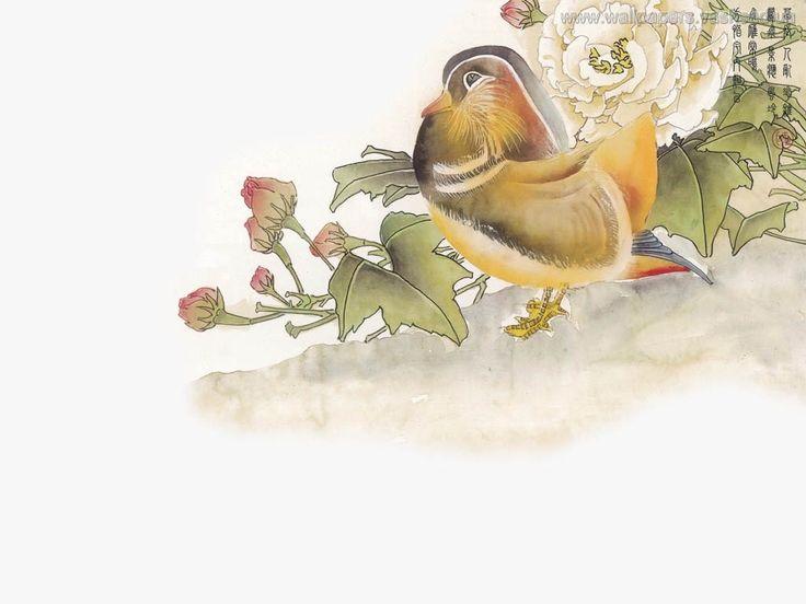 gratis Chinees schilderij wallpapers: http://wallpapic.nl/kunst-en-creatieve/chinees-schilderij/wallpaper-3572