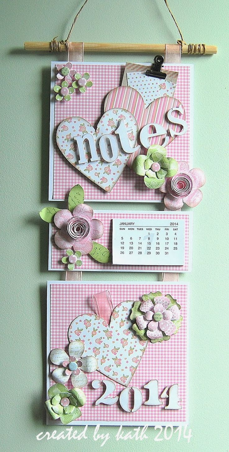 Kath's Blog......diary of the everyday life of a crafter: Calendar Girl...