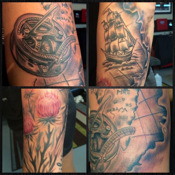 Scottish Themed Tattoos: 21 Best SM Tatttoos Images On Pinterest