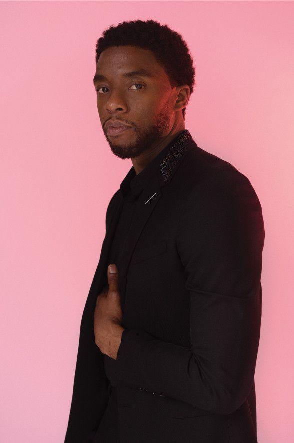 Chadwick Boseman on Black Panther and the healing power of cinema