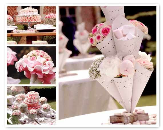 DIY Beautiful Wedding Decoration Love The Paper Cones