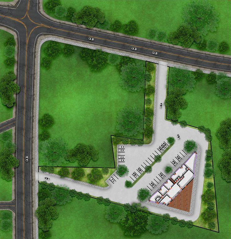 Site Plans Topography Landscape Architecture Site Plan Rendering Site Plan Landscape