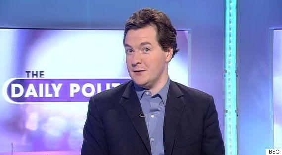 George Osborne Once Gave Advice On How To Avoid Tax On BBCs Daily Politics