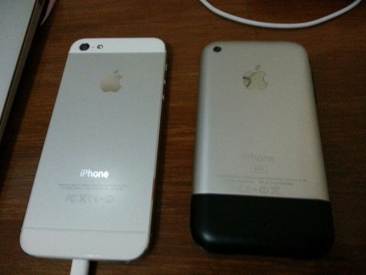 Newest & Oldest iPhone