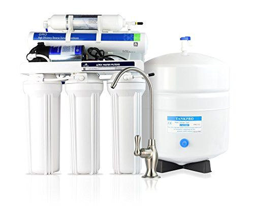 APEX XGRO Series Undersink Reverse Osmosis Water Filtration Systems (XGRO-PAU)